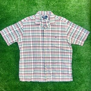 🚀Polo Ralph Lauren Caldwell Button Front Shirt L